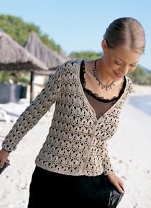 modele veste crochet gratuit